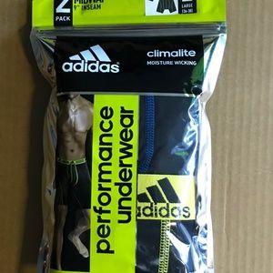 Lot of 3 Adidas Large Performance Underwear